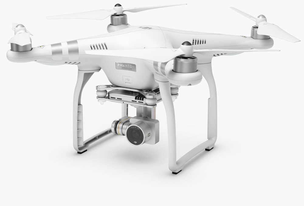 DJI P3 Advanced