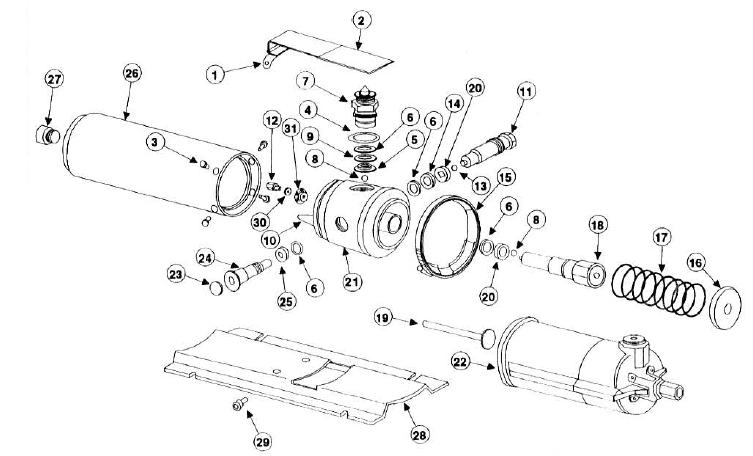 Rotary Fc5279 Parts Diagram