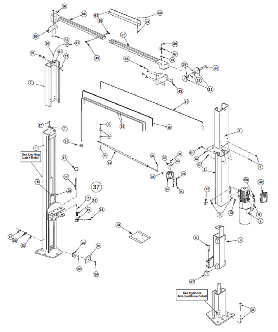 massey ferguson 175 transmission parts diagram
