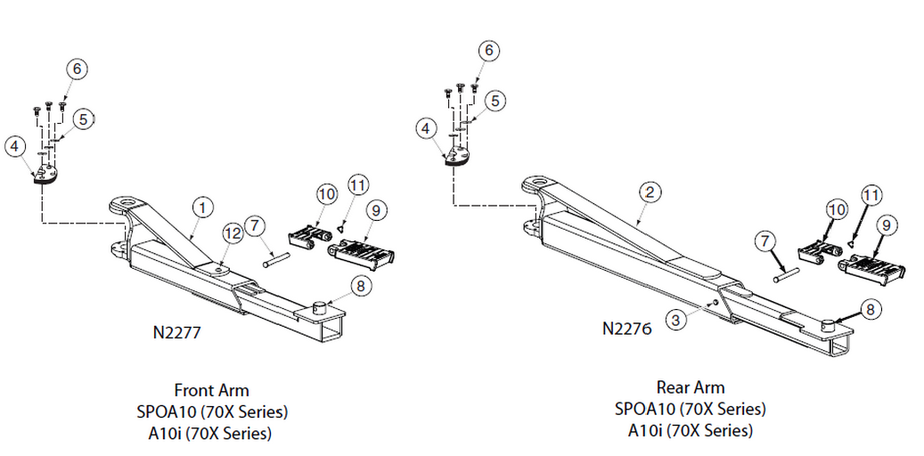 Rotary Lift Sm121 Installation Manual