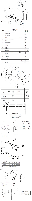 Rotary Sm123 Parts Diagram